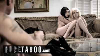 Pure Taboo - Corrupt Cop Blackmails and Fucks Two Teen Sluts