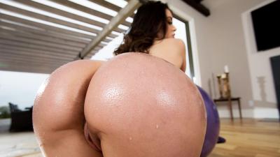 Lana Rhoades Hot Yoga and Dream Fuck
