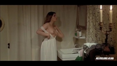 Brunette and Angela Molina in that Obscure Object of Desire