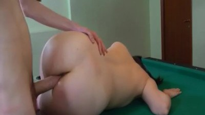Amateur Babe with Great Tits Fucked by Skinny Boyfriends Big Dick
