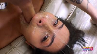 PervCity Cock Guzzling Ebony Slut Aaliyah Hadid
