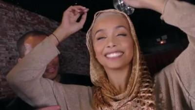 Aaliyah Hadid Black Gang Hard Anal