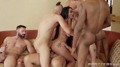 Brazzers House Episode Aaliyah Hadid, Ashley Adams, Bridgette
