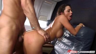 Abigail Mac In Hot Star Sex Challenge DP