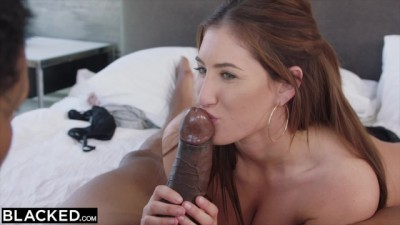 Nurse can't Resist BBC on a House Call Brunette