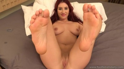 Addison Ryder Living Photos Feet Brunette