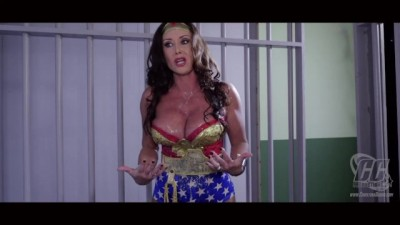 Productions wonder Woman Vs. Gargantua a Fetish Parody