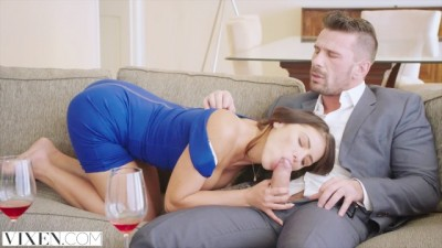 Adriana Chechik Fucks her Big Boss