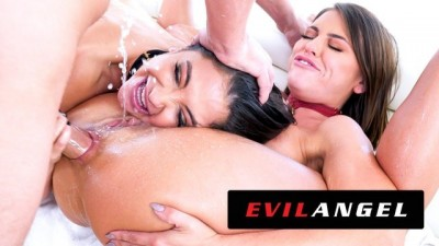 Jane Wilde & Adriana Chechik Out-Slut themselves