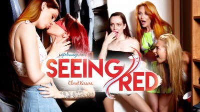 Girlsway - Seeing Red: Closet Kissers