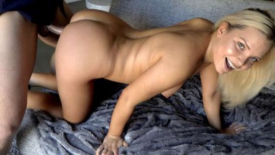 Sugar Daddy Porn - Blonde Babe Alice Arora Has Been Seeking Out A High Performance Daddy