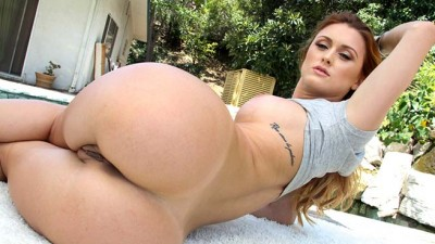 PAWG - All natural big ass white girl fucked
