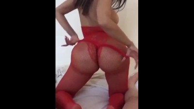 Thich Hottie Lela Star Tied up and Fucked