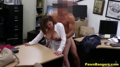They Had Sex When Her Coworker Turned Out Horny