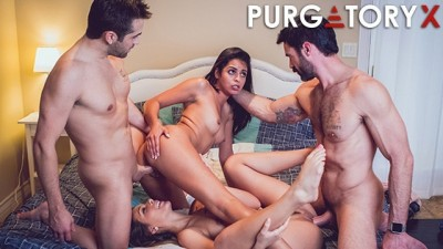 PURGATORYX my Husband Convinced me Vol 1 Part 3 with Jaye & Vienna