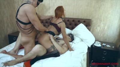 XDOMINANT 023 - CUCKOLD BDSM ORGY