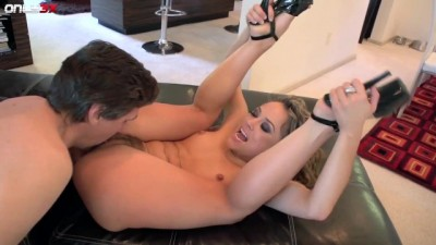 Blonde Horny Woman Had A Little Fling With Her Boyfriend