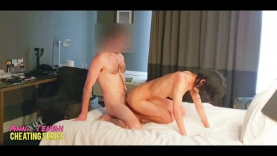 Wife Fucks Business Man In Hotel, Husband Sets Up Hidden Cameras