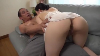 Asian Woman Is Having Sex With Her Father